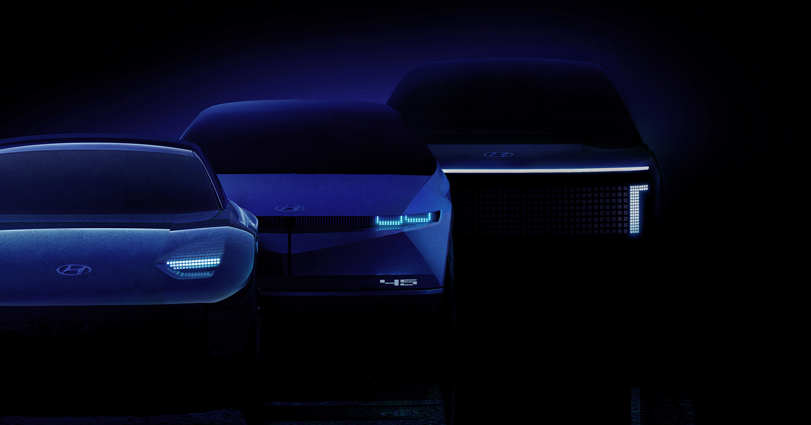 The New Hyundai IONIQ Range