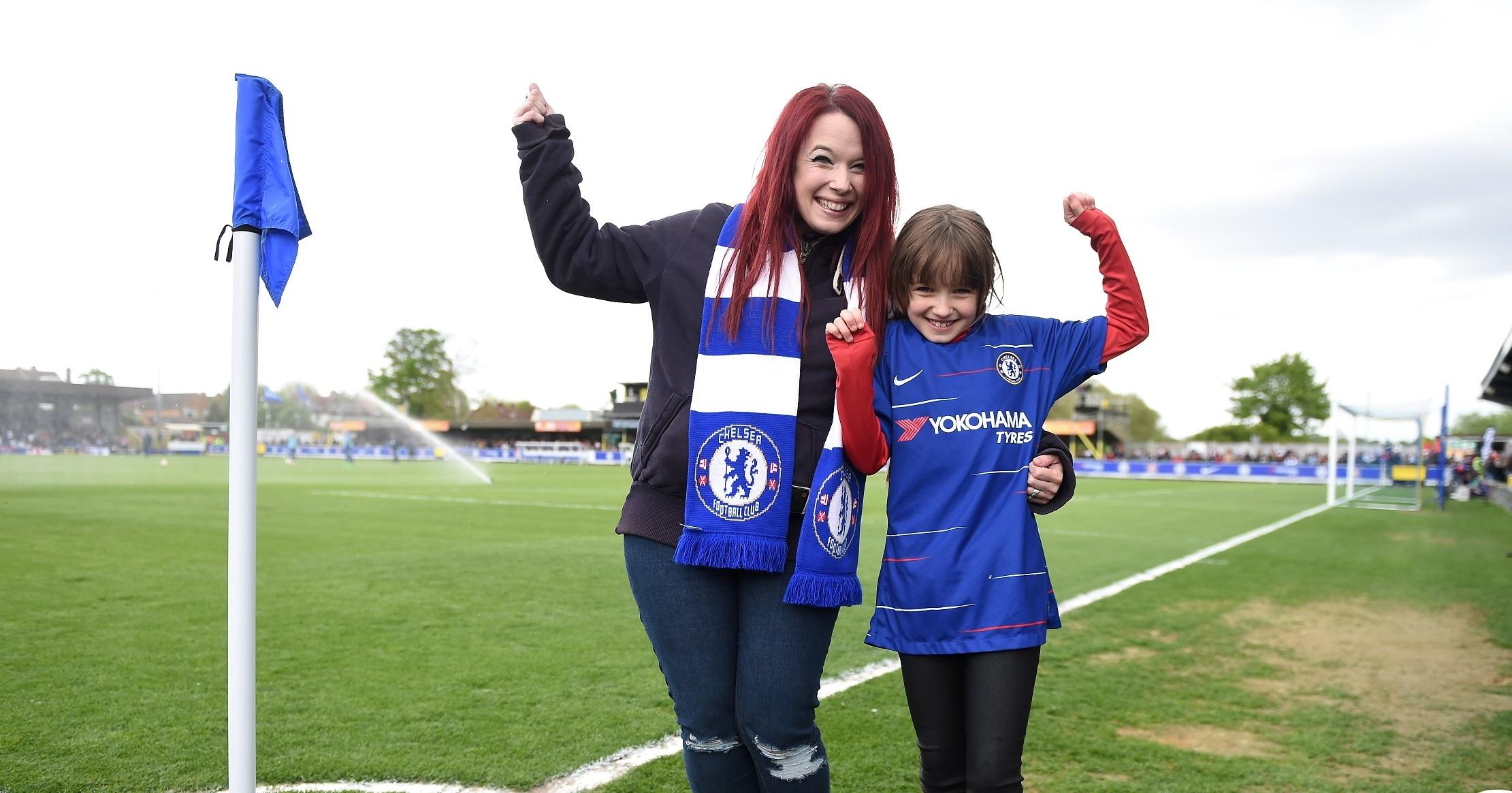 Chelsea FC Women vs Lyon Féminin