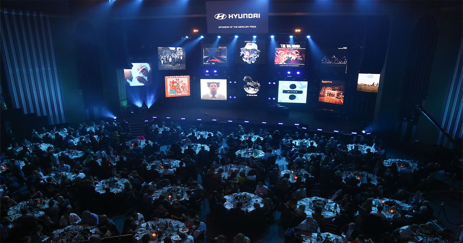 Hyundai Mercury Prize Event