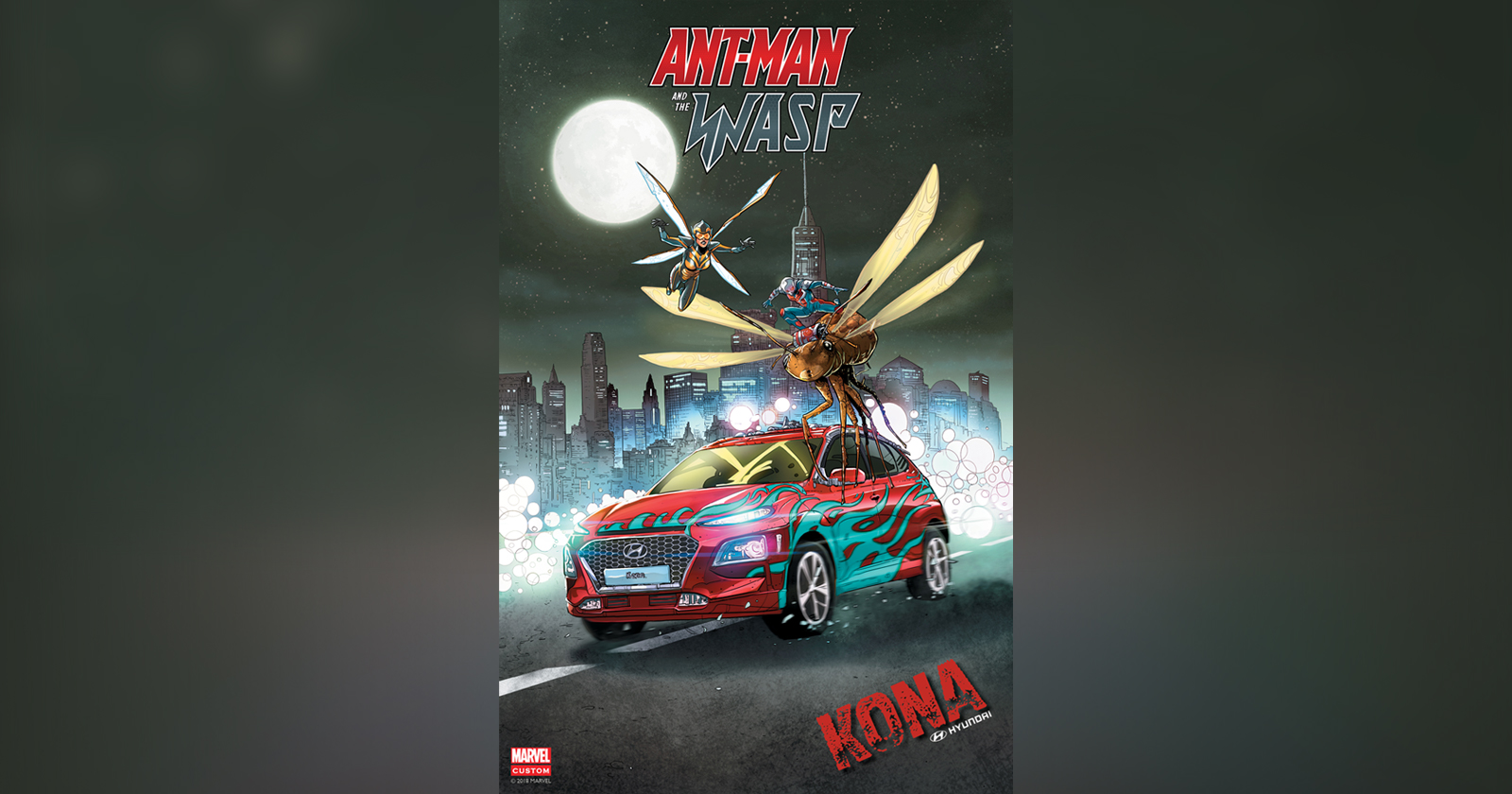 Antman KONA Hero