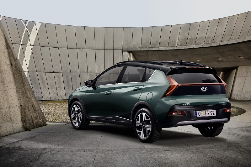 The all-new Hyundai BAYON | Hyundai