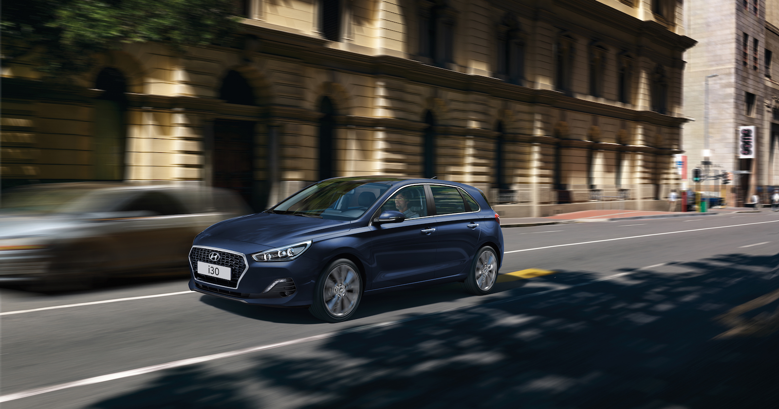 The Hyundai i30