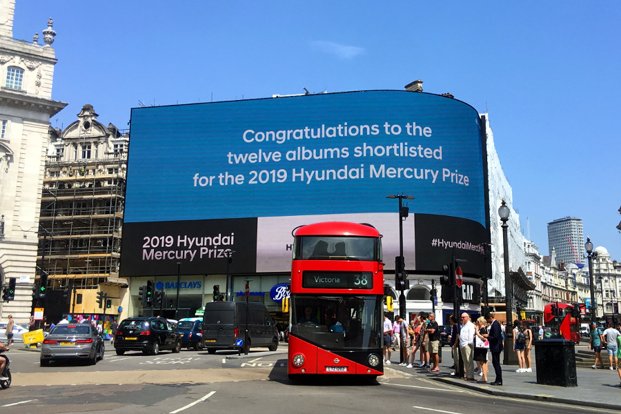 2019 Hyundai Mercury Prize
