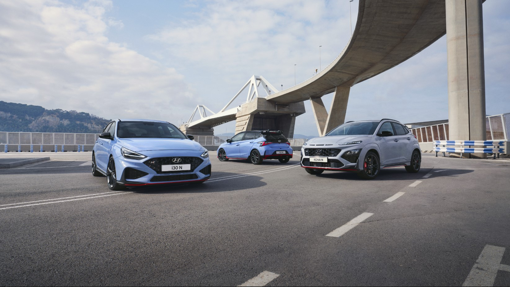 Win an exclusive test drive experience for the full N range!