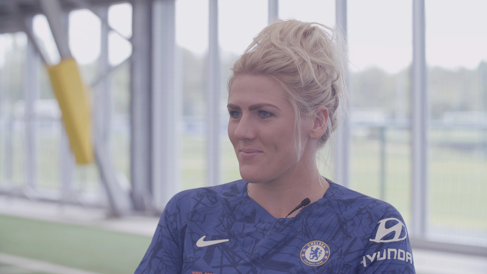 Image of Millie Bright up-close